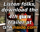 GTA IV Trailer #4
